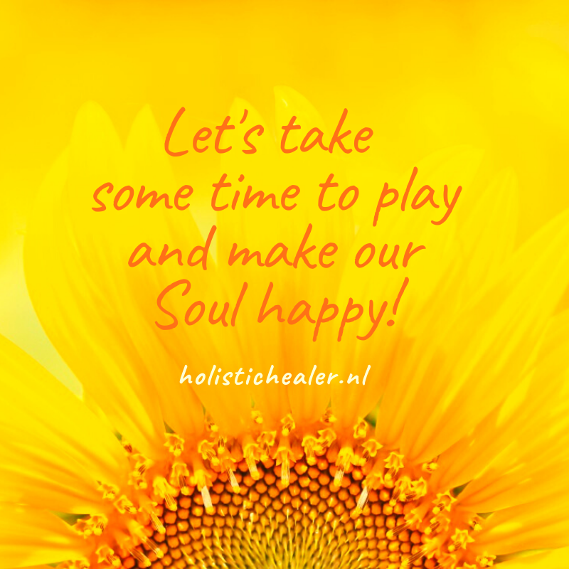 Soul Playground Sessie Holistic Healer Utrecht