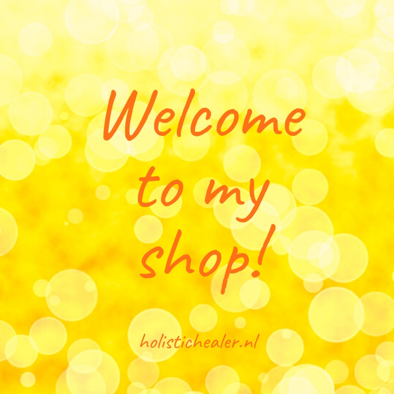 Welcome to my Shop