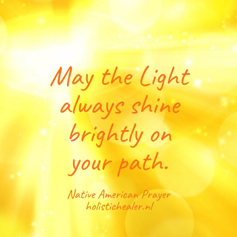 Licht op jouw pad Holistic Healer Utrecht